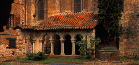 Saint Salvi Church, Albi